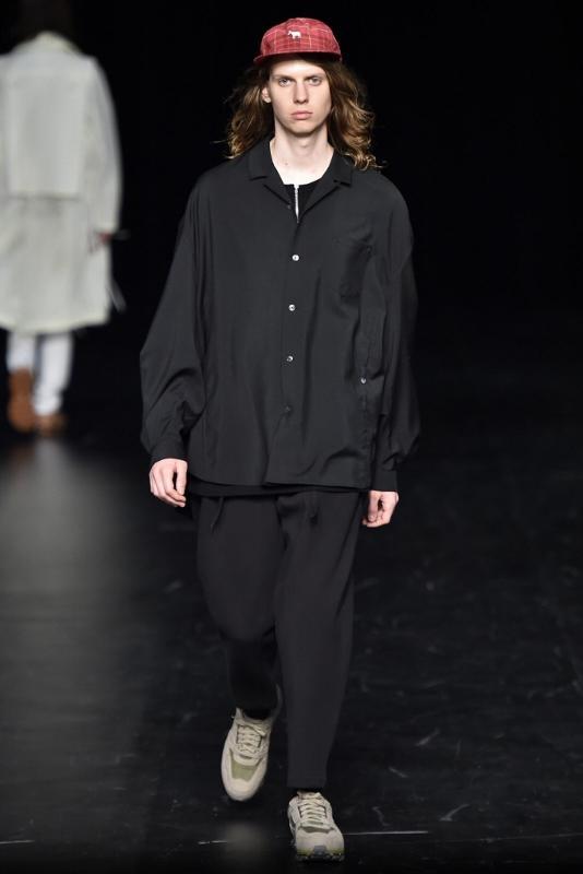 Name ネーム wool mohair oversized shirt 5.jpg
