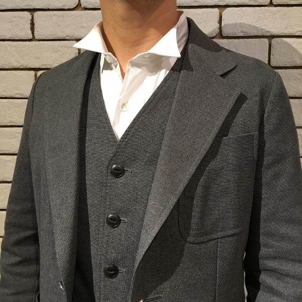 The Stylist Japan ザスタイリストジャパン ウィングカラー パッチワーク シャツ 8.jpg