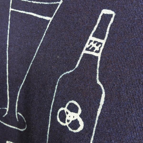 The Stylist Japan ザスタイリストジャパン Tシャツ SBW Indigo 5.jpg
