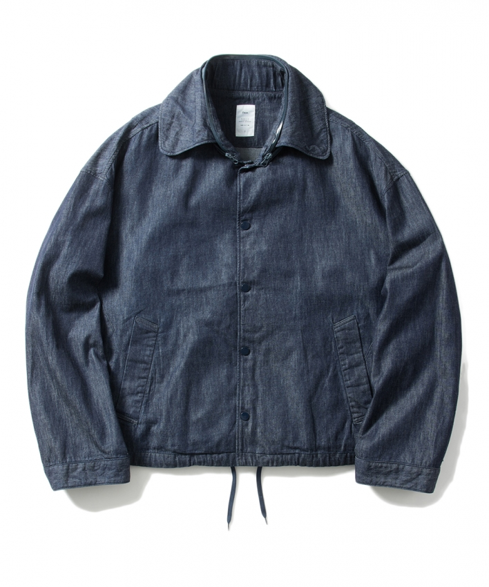 Name ネーム OVERSIZED 6OZ DENIM JACKET ONE WASH 1.jpg