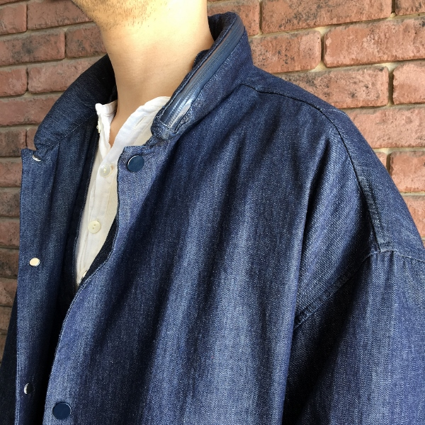 Name ネーム OVERSIZED 6OZ DENIM JACKET ONE WASH 2.jpg