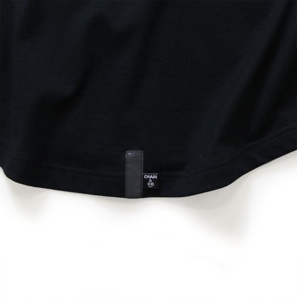 Chari&co チャリアンドコー field ss shirts 4.jpg