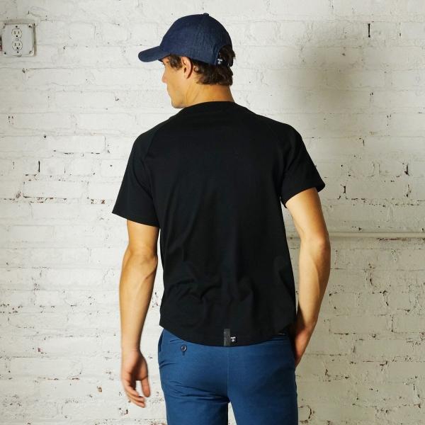 Chari&co チャリアンドコー field ss shirts 6.jpg