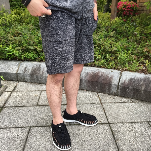 BAREFOOT DREAMS ベアフット ドリームス C490 CCL shorts mens 2.jpg