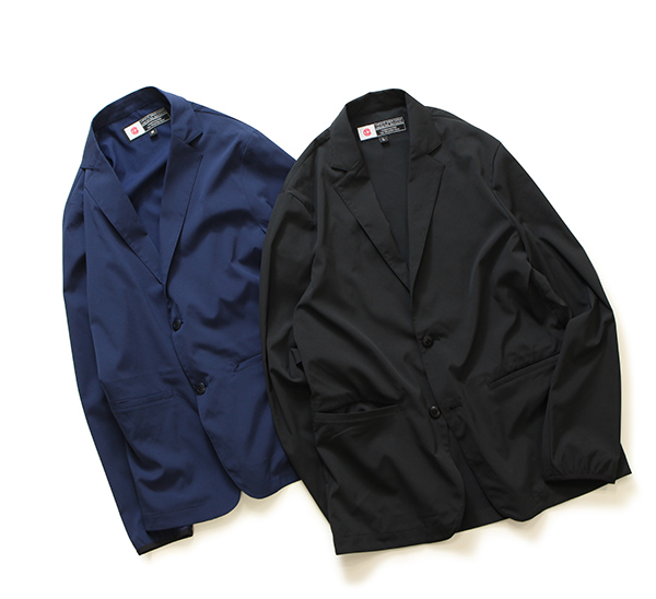 Chari&Co チャリアンドコー FORMAL PACKABLE JKT 1.jpg