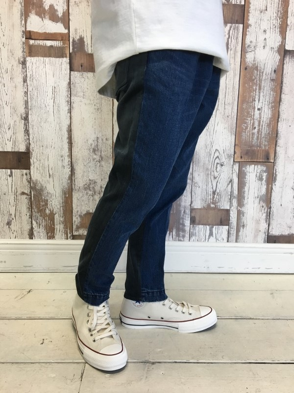 Name. ネーム COMBINATION TAPERED TROUSERS 3.jpg