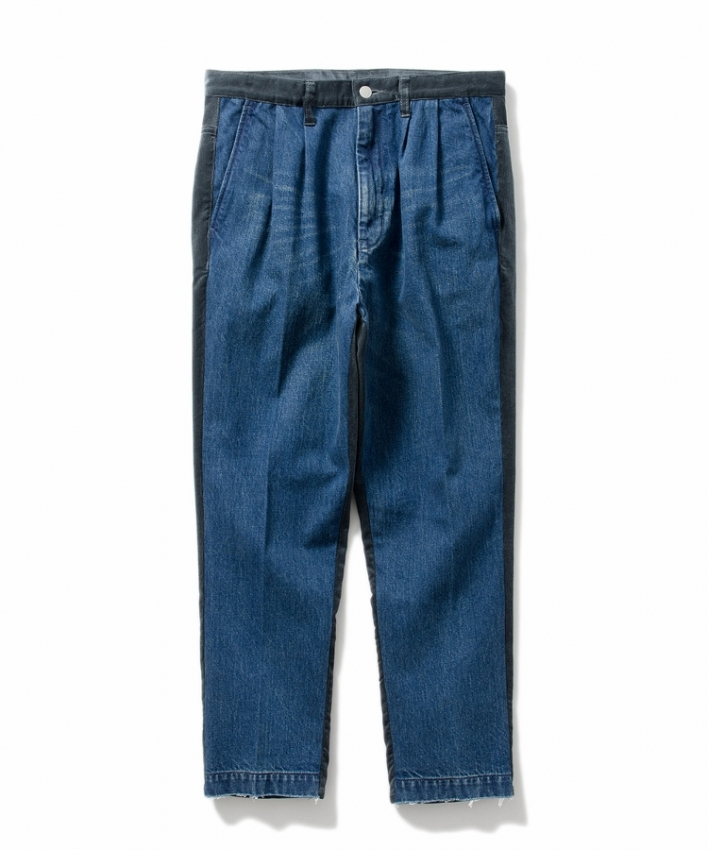 Name. ネーム COMBINATION TAPERED TROUSERS 1.jpg