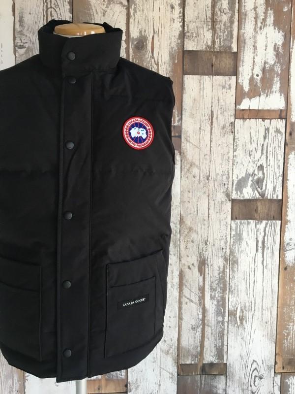 canada goose カナダグース free style vest 1.jpg