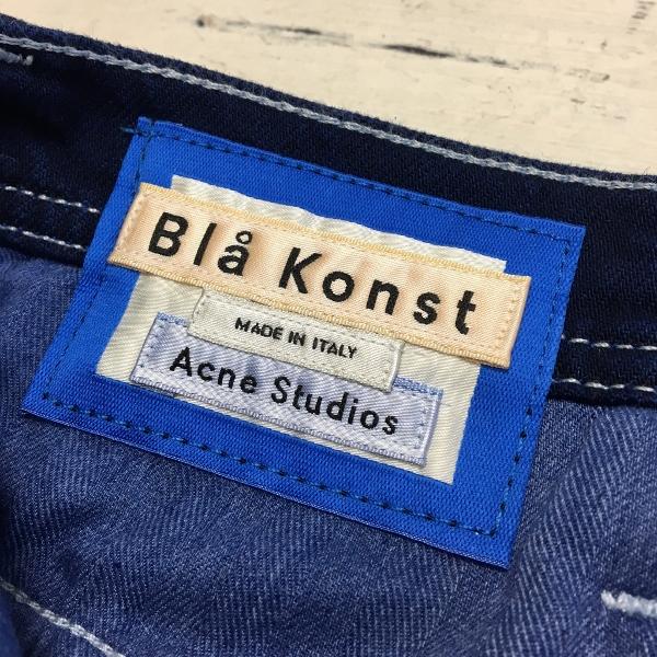 Acne Studios アクネステュディオス Blå Konst ブロ コンスト.jpg