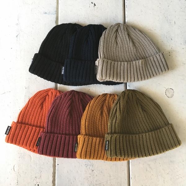 WACKO MARIA ワコマリア cotton knit watch cap ニットキャップ.jpg