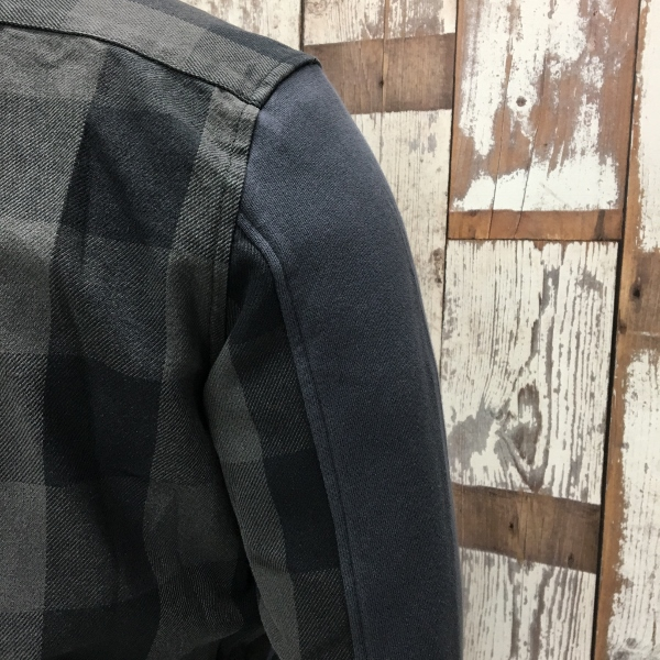 ONES STROKE ワンズストローク Block Check Shirts 4.jpg