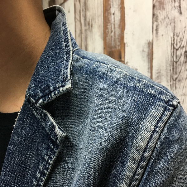 Marea Erre マレアエッレ DENIM JACKET indigo 3.jpg