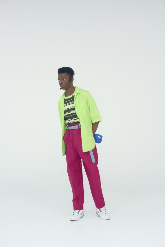 Name ネーム 2018spring_look NMSH-18SS-002 LIME.jpg