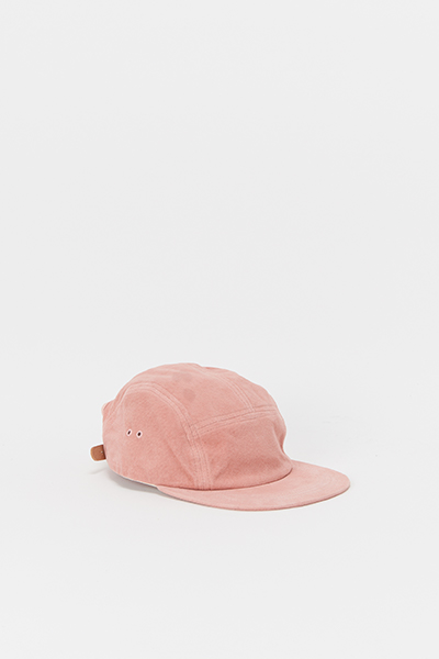Hender Scheme エンダースキーマ water proof jet cap pink.jpg