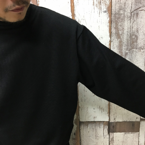 WEWILL ウィーウィル Turtle neck Sweater 4.jpg