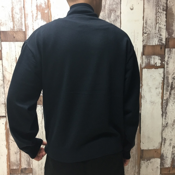 WEWILL ウィーウィル Turtle neck Sweater 6.jpg