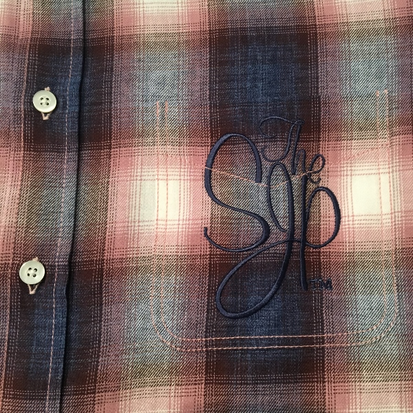 The Stylist Japan ザスタイリストジャパン ボタンダウン チェックシャツ 4.jpg