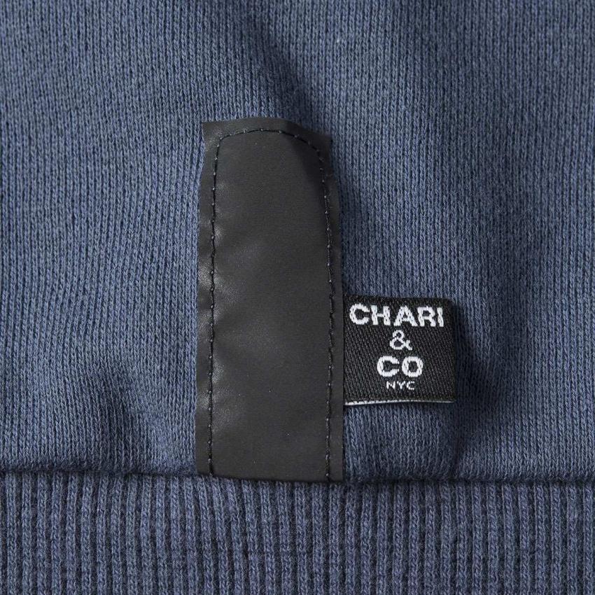 Chari&Co チャリアンドコー GOTHAM LOGO CREWNECK SWEATS 6.jpg