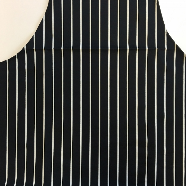 Dennys Striped Bib Apron with Adjustable Halter 2.jpg
