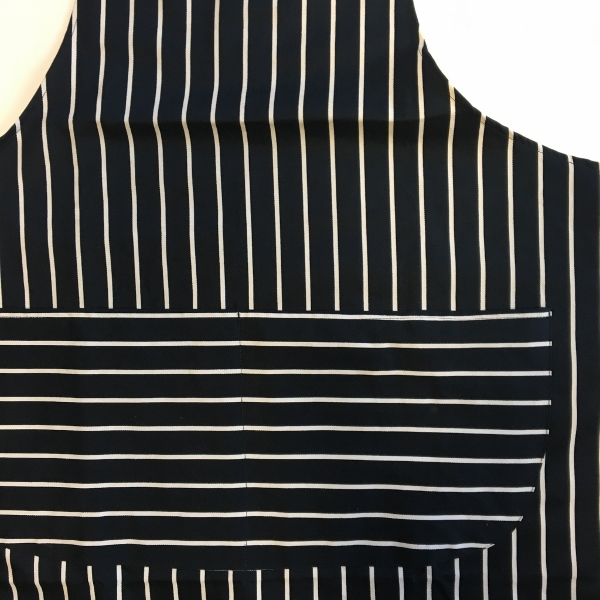Dennys Striped Bib Apron with Pocket 3.jpg