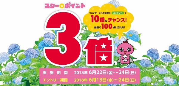 日専連3倍2018.6.22