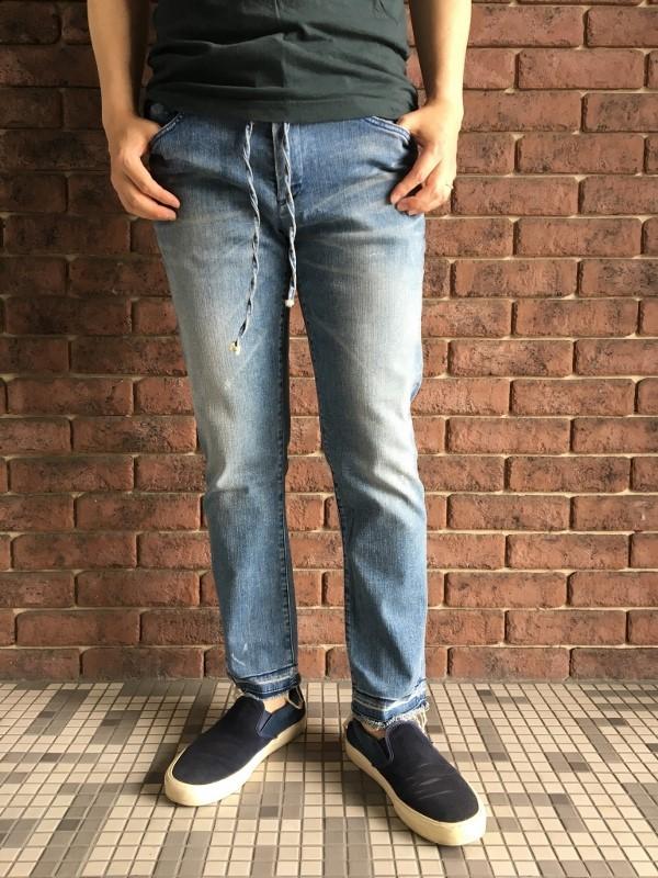 marea erre マレアエッレ DENIM Long Pants 1.jpg