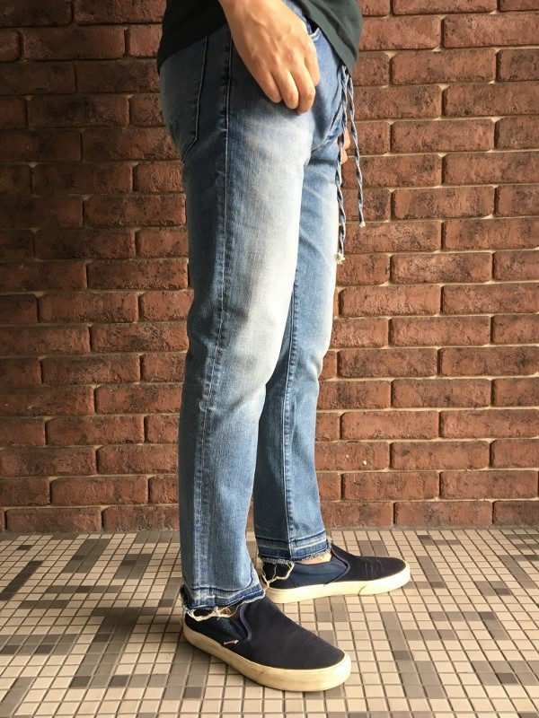 marea erre マレアエッレ DENIM Long Pants 2.jpg