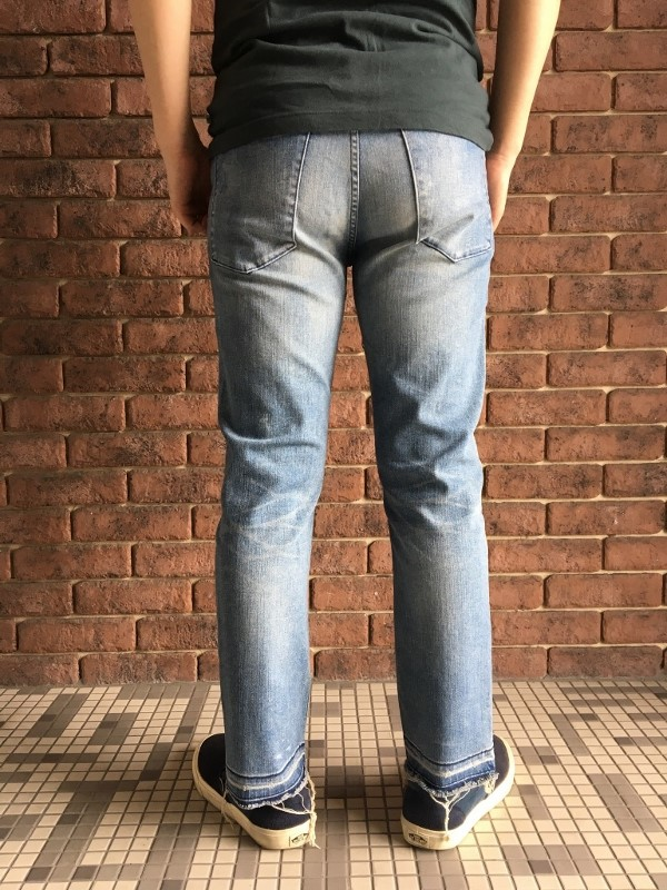 marea erre マレアエッレ DENIM Long Pants 3.jpg