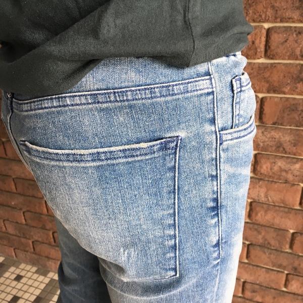 marea erre マレアエッレ DENIM Long Pants 5.jpg