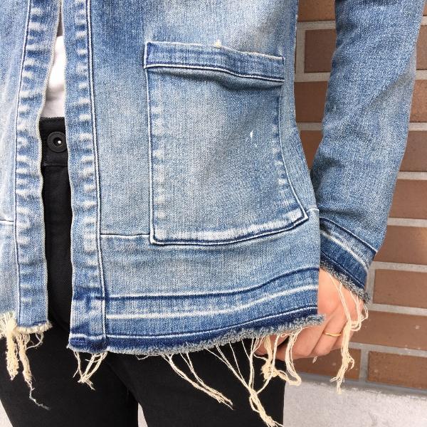 marea erre マレアエッレ DENIM No collar long gown 3.jpg