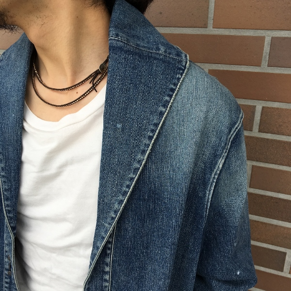 marea erre マレアエッレ DENIM Collar long gown 2.jpg