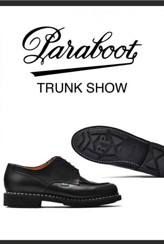 paraboot trunkshow.jpg