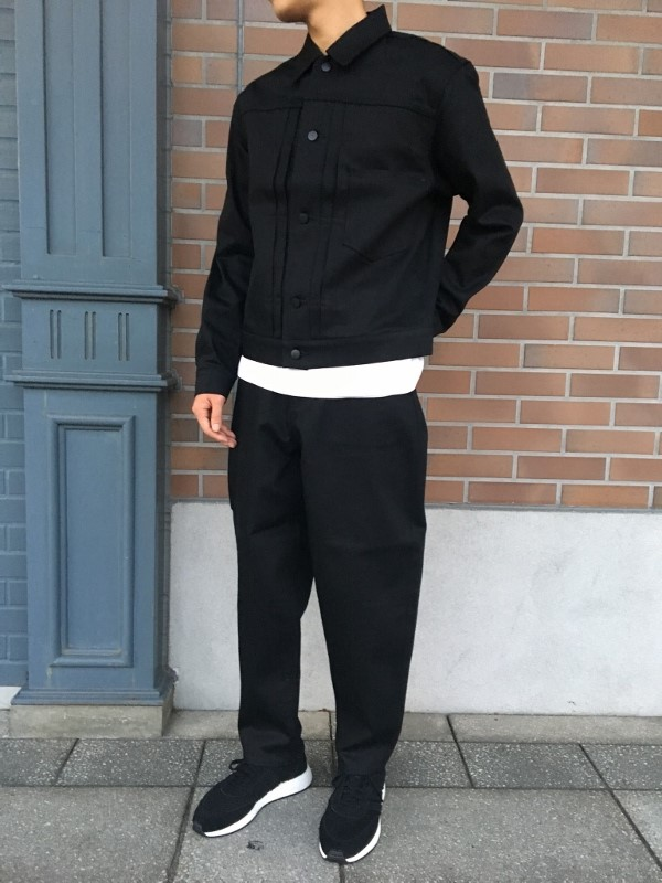 WEWILL ウィーウィル G JACKET G TROUSERS PETER 2.jpg