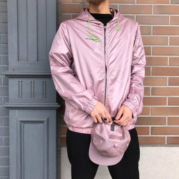 Chari&Co チャリアンドコー REFLECTOR ZIP UP HOODIE JKT 3.jpg