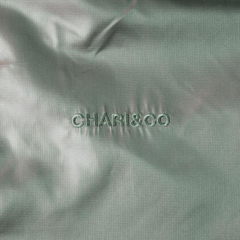 Chari&Co チャリアンドコー REFLECTOR ZIP UP HOODIE JKT 4.jpg