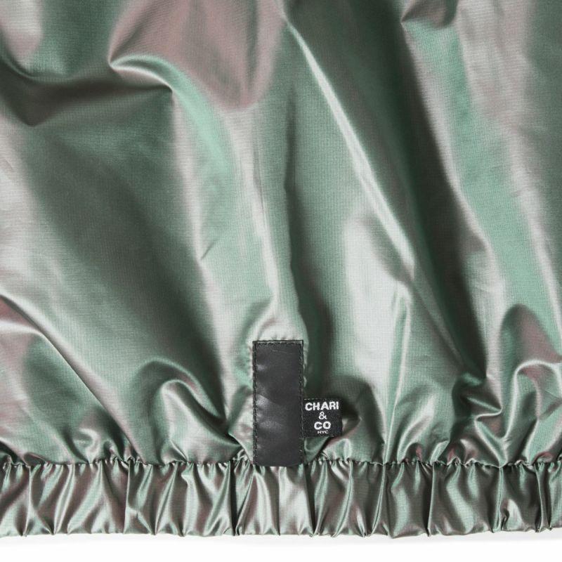 Chari&Co チャリアンドコー REFLECTOR ZIP UP HOODIE JKT 9.jpg