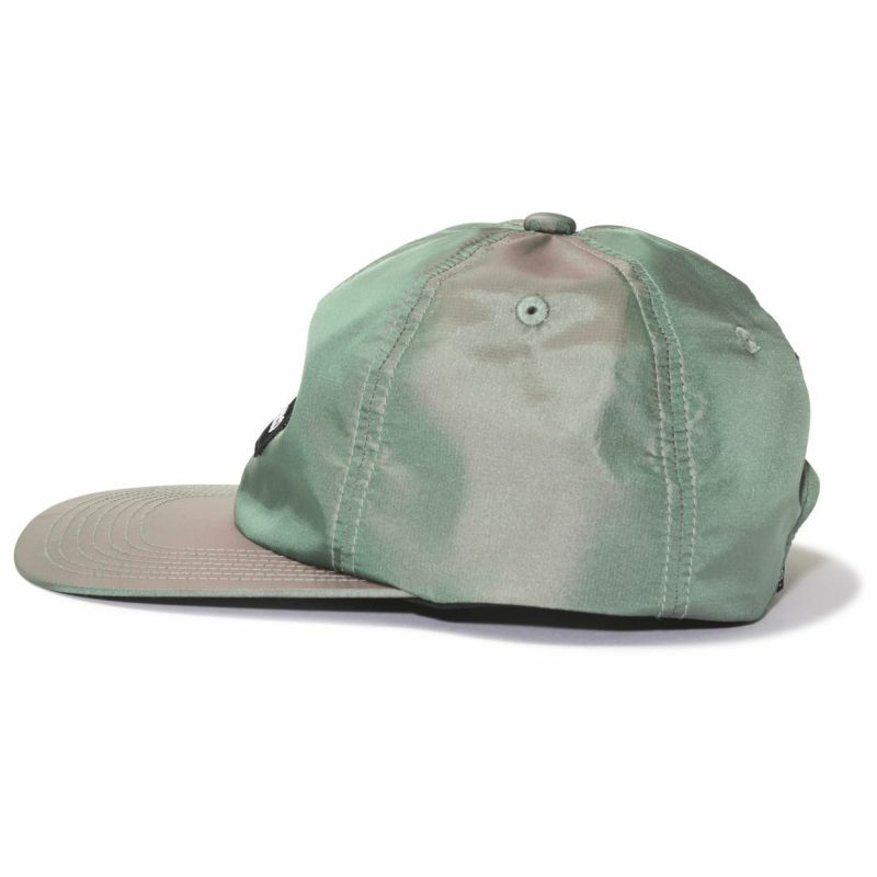 Chari&Co チャリアンドコー BOX LOGO METALLIC 6 PANEL CAP 4.jpg