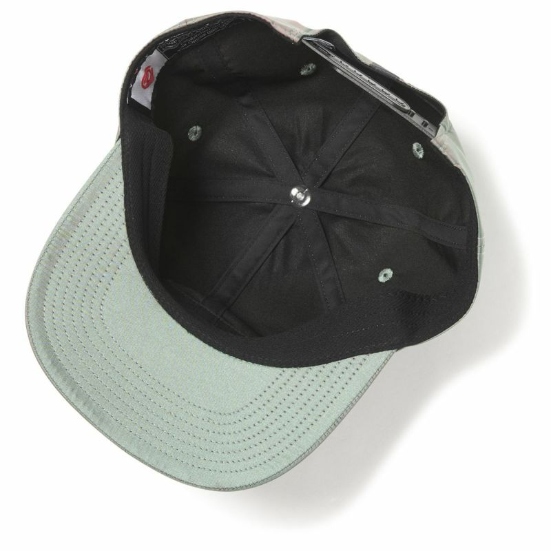 Chari&Co チャリアンドコー BOX LOGO METALLIC 6 PANEL CAP 6.jpg