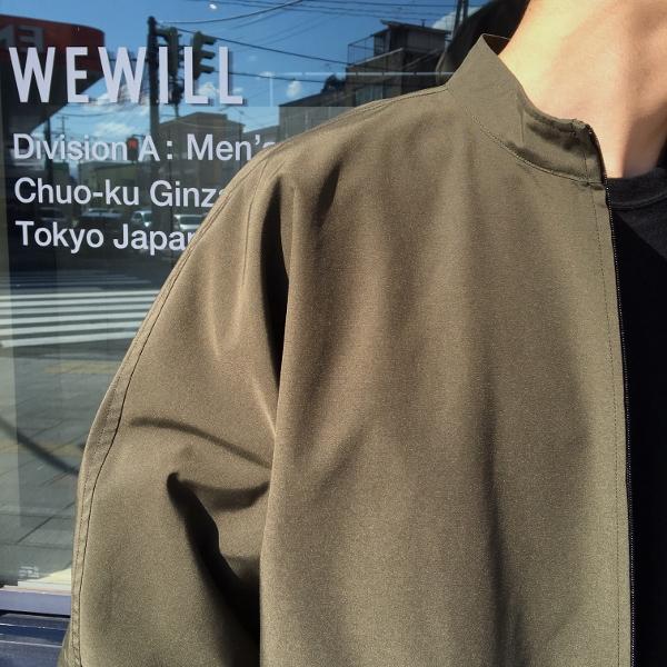 WEWILL ウィーウィル ジップブルゾン 2.jpg