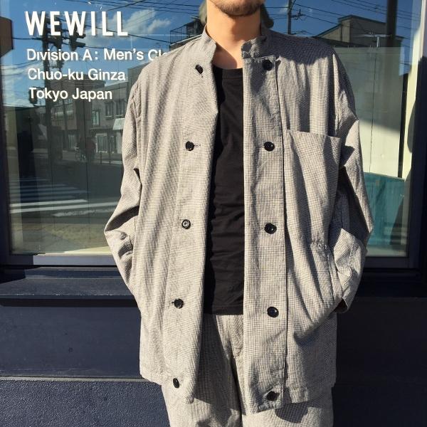 WEWILL ウィーウィル コックジャケット 4.jpg