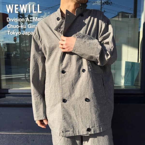WEWILL ウィーウィル コックジャケット 5.jpg