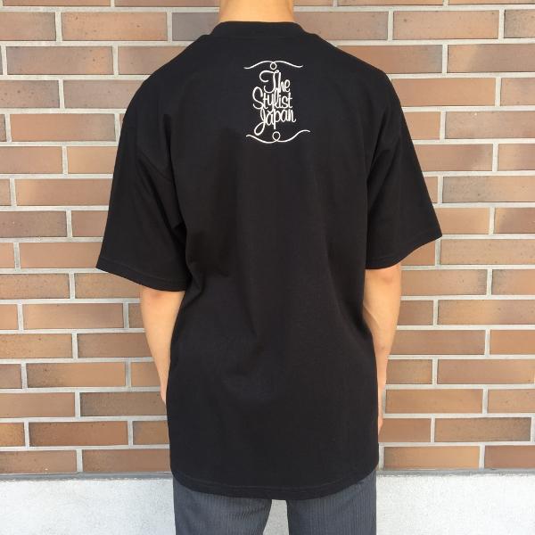 The Stylist Japan ザスタイリストジャパン Tシャツ 3.jpg