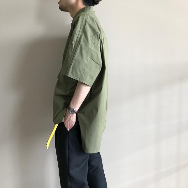WEWILL ウィーウィル ダブルポケット シャツ 3.jpg