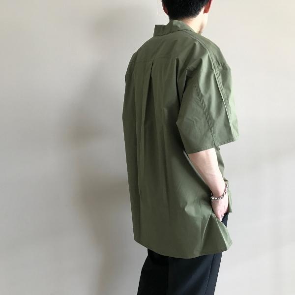 WEWILL ウィーウィル ダブルポケット シャツ 4.jpg