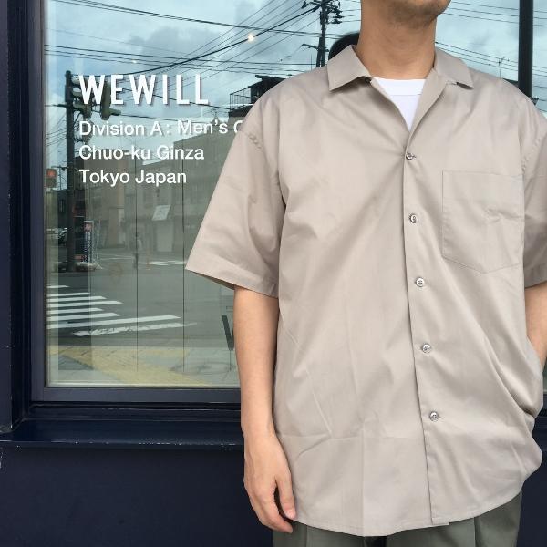 WEWILL ウィーウィル オープンカラーシャツ 2.jpg