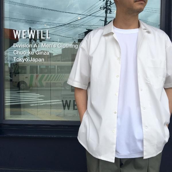 WEWILL ウィーウィル オープンカラーシャツ 6.jpg