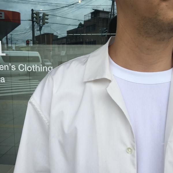 WEWILL ウィーウィル オープンカラーシャツ 7.jpg