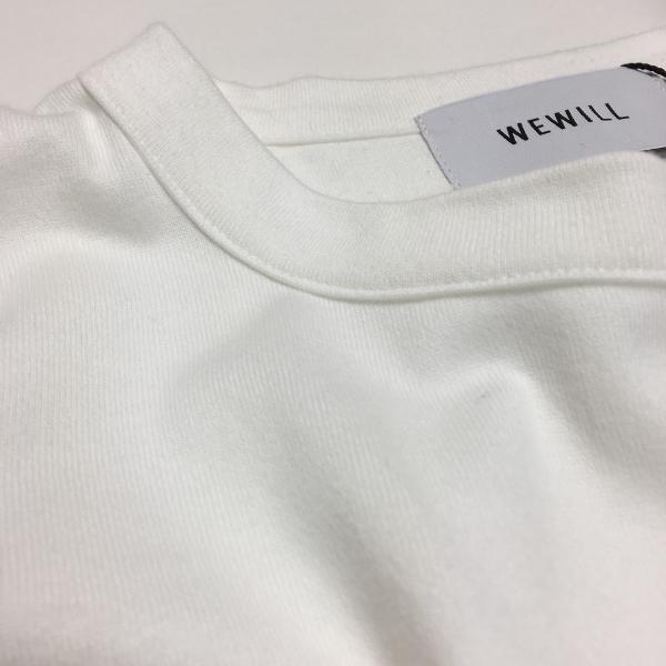 WEWILL ウィーウィル ビッグTシャツ 4.jpg