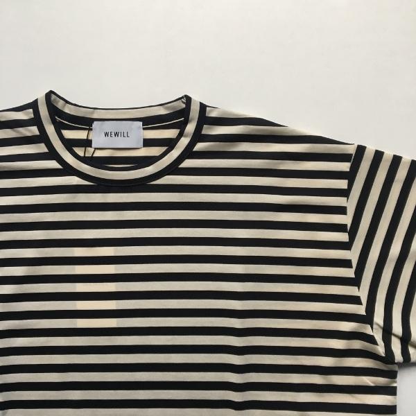 WEWILL ウィーウィル ボーダーTシャツ 1.jpg