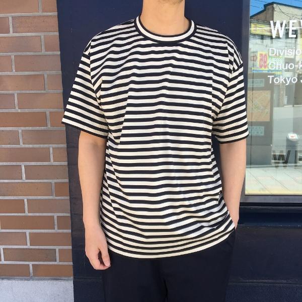 WEWILL ウィーウィル ボーダーTシャツ 3.jpg
